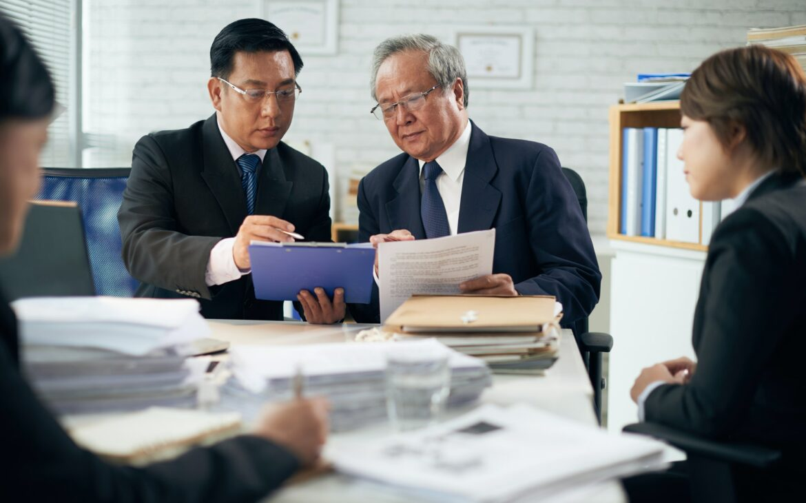 Consulting lawyer on litigation